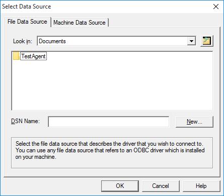 Link Microsoft Access to Fernhill SCADA